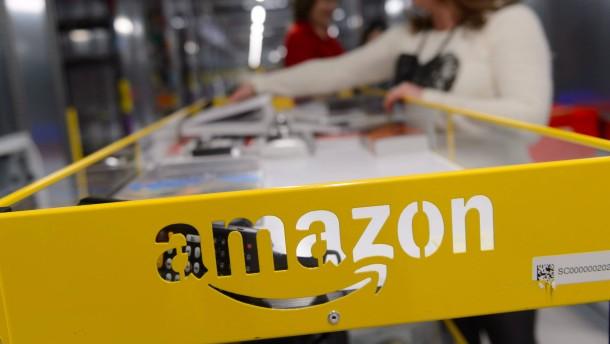 Amazon begeistert, Google enttäuscht