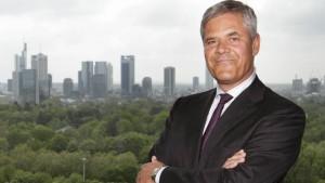 Andreas Dombret, damals Deutschland-Chef der Bank of America