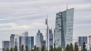 Konflikte mit EZB werden für Banken teuer
