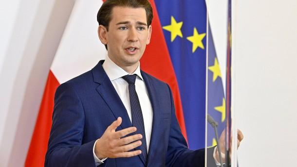 Kurz gegen gemeinsame EU-Corona-Hilfen