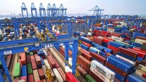 Chinas Außenhandel erholt sich