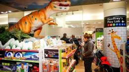 Toys'R'Us macht alle Läden in Amerika zu