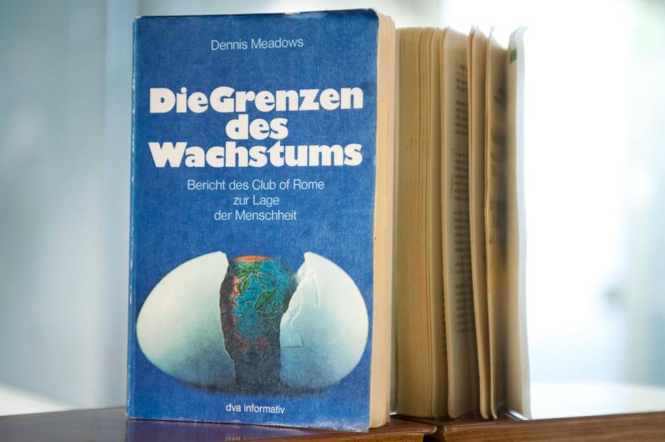 """Das Buch """"Die Grenzen des Wachstums"""" wurde dieses Jahr 40 Jahre alt."""