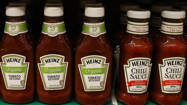 Börsenaufsicht vermutet Insiderhandel bei Heinz-Ketchup-Deal