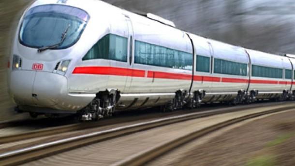 Fernverkehr der Bahn wird teurer