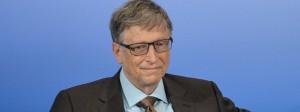Fordert eine Roboter-Steuer: Microsoft-Gründer Bill Gates