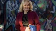 """""""Die Quote wirkt"""", sagt Familienministerin Manuela Schwesig."""