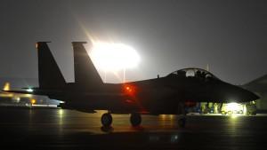 Eine Milliarde im Monat für Amerikas Kampf gegen IS