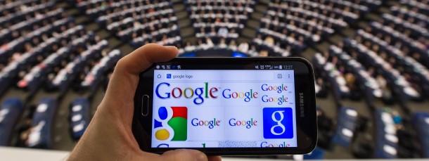 Das Europäische Parlament votierte gegen Google