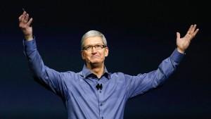 Der einsame Apple-Chef