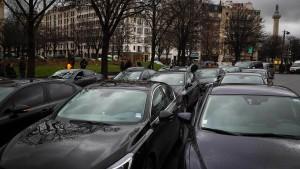 Uber muss in Frankreich Strafe zahlen