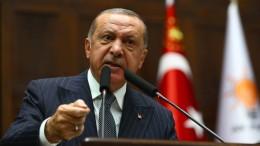"""Erdogan will """"Opportunisten"""" für Preiserhöhungen bestrafen"""