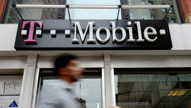 Nicht nur T-Mobile US will Wettbewerber kaufen