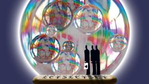 Auf der Suche nach der Blase