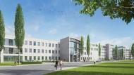 Schöner arbeiten: Bis Ende dieses Jahres sollen mindestens 700 IT-Spezialisten von BMW auf dem Business Campus in München Unterschleißheim einziehen.