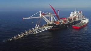 Amerikanische Senatoren legen Gesetz gegen Nord Stream 2 vor