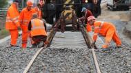 Viel Geld verloren: Das Schienenkartell benachteiligte die Deutsche Bahn