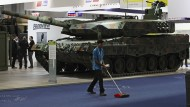 Rheinmetall profitiert von Aufrüstungsplänen