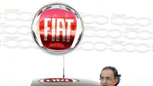Fiat-Chef pokert um das Überleben von Chrysler