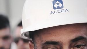 Schwacher Saisonstart - Alcoa macht Verlust