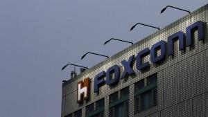 Foxconn will fast alle Mitarbeiter durch Roboter ersetzen