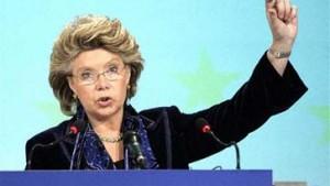 EU streitet über Redings Roaming-Pläne
