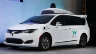 Science-Fiction? So wie diese Zukunftsvision, die Chrysler auf der CES in Las Vegas gezeigt hat, kann das Auto von übermorgen aussehen.