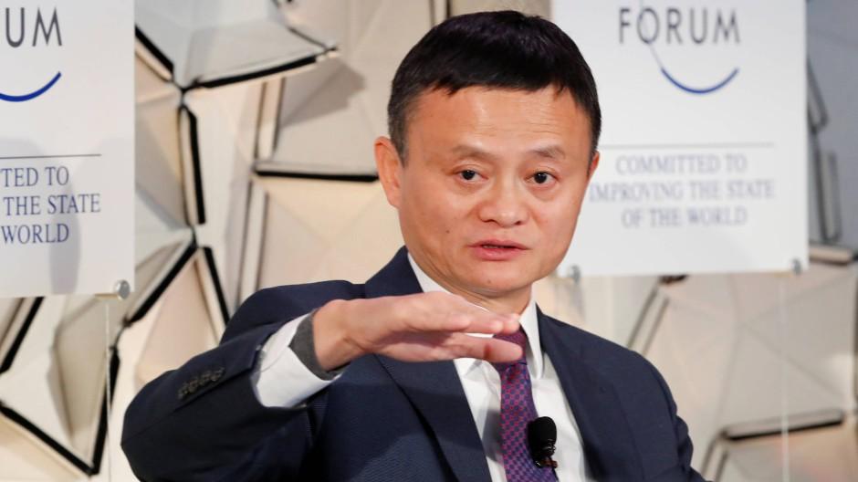 Jack Ma hat sich aus der operativen Führung von Alibaba längst zurückgezogen und denkt jetzt allgemeiner über Technik nach.