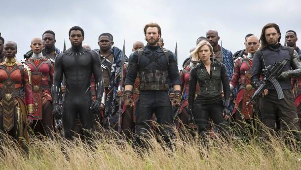 Können Superhelden die Kinos retten?