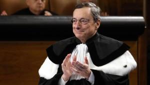 Unter Draghi ist die EZB im Mainstream angekommen