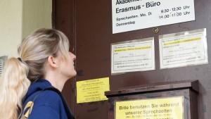Erasmus fördert Jobchance