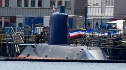 Deutschland bezuschusst U-Boot-Lieferung an Israel