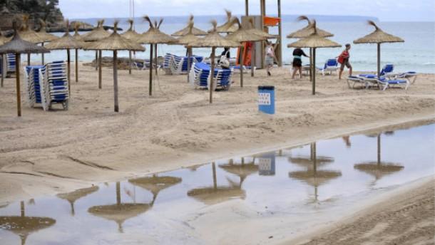 Sonne, Strand und keine Gäste