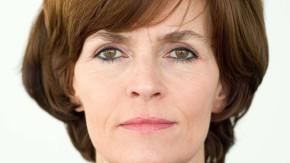 Nicola Leibinger-Kammüller - Die Vorstandsvorsitzende  der Trumpf GmbH und Ko. KG, ein Hochtechnologieunternehmen mit Schwerpunkten in der Fertigungs- und Medizintechnik, stellt sich in Ditzingen den Fragen von Heike Göbel und Susanne Preuß
