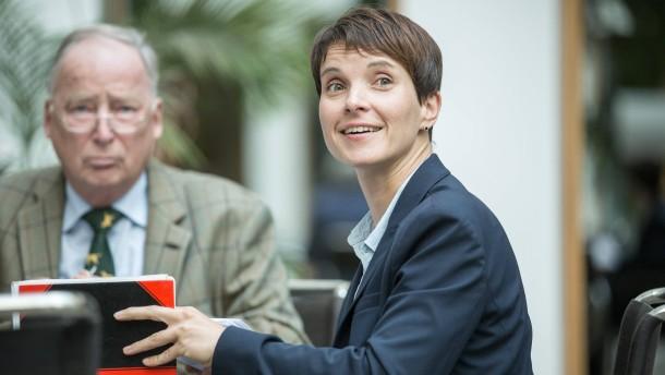 Frauke Petry zur Herbstoffensive der AfD