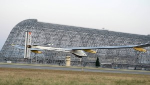 Google mietet Flugplatz für 60 Jahre