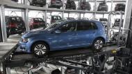 Volkswagen erzielt Milliardengewinn