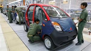 Volkswagen wagt sich an das Billigauto