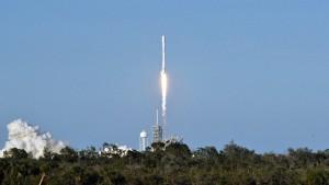 Space X schickt recycelte Kapsel zur ISS