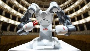 Wir haben Roboter und ihr nicht!
