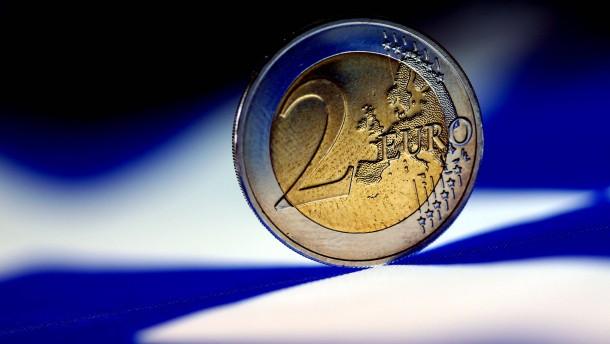 """Finanzminister Stournaras: """"Wir haben heute die Verlängerung bekommen"""""""