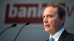 Bankenpräsident sorgt sich um europäische Banken