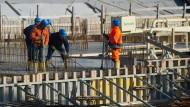 Herbstaufschwung lässt Beschäftigung sprudeln