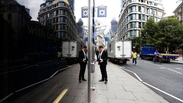 RBS gründet 38 Milliarden Pfund schwere Bad Bank