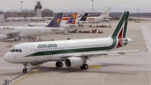 Pleite von Alitalia abgewendet