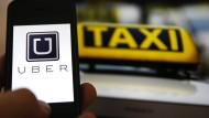Landgericht Frankfurt stoppt weiteren Uber-Fahrer