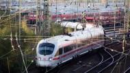 Ein Drittel der Fernzüge fährt trotz Streiks