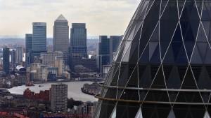 Londons Banken sollen sich rasch auf den Brexit vorbereiten
