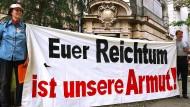 Besonders deutlich soll der Rückgang der Lohnspreizung in Ostdeutschland sein,