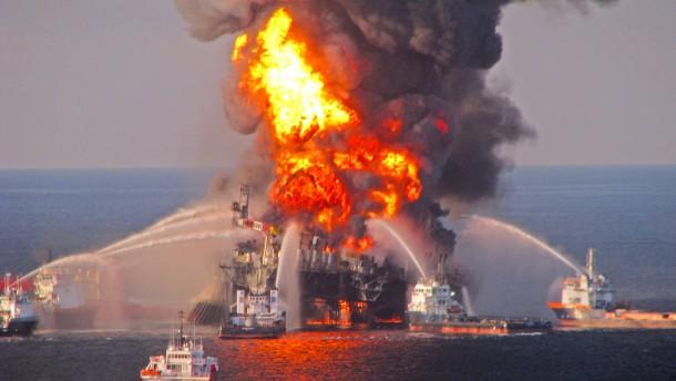 Strafe für BP könnte geringer ausfallen